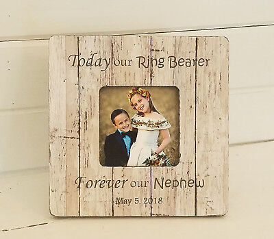 Bridal Party Ideas (personalized ring bearer gifts - bridal party gifts - flower girl gift)