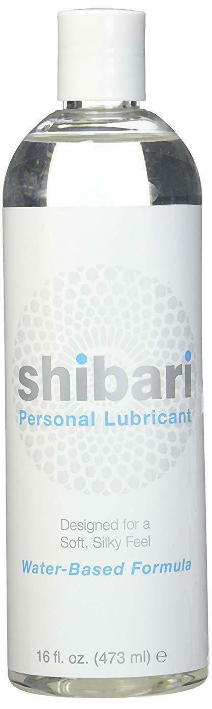 16oz premium personal lubricant water based lube