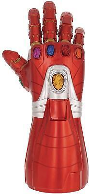 Marvel Avengers: Endgame Iron Man Nano Gauntlet Coin Bank Tony Stark Thanos