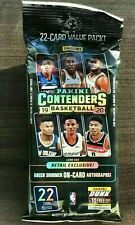 2019/20 Contenders Basketball Panini Fat Pack 22-cards - 2 Pack Bundle