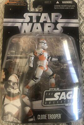 Star Wars Saga Utapau Clone Trooper #26