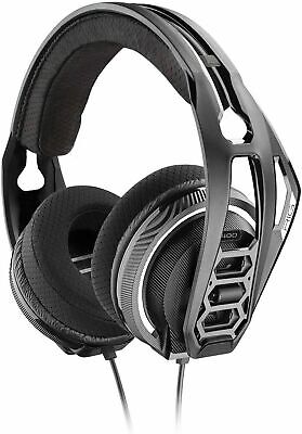 NEW Plantronics RIG 400LX Gaming Headset Dolby Atmos Powerful Sound For Xbox One