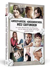 Angefangen, abgebrochen, neu erfunden von Eva Maria Hoffmann (2013, Taschenbuch)