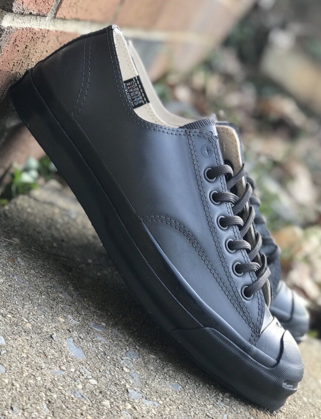 Converse Jack Purcell Signature OX Rubber Counter Klima Schuhe 153584C All Size