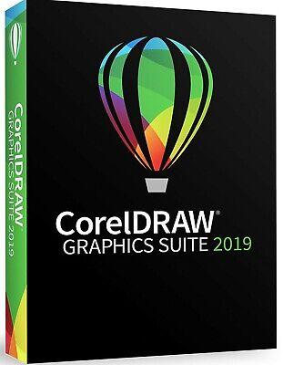 CorelDRAW Graphics Suite 2019 🔑 Fast Delivery 🔑 Lifetime License key 