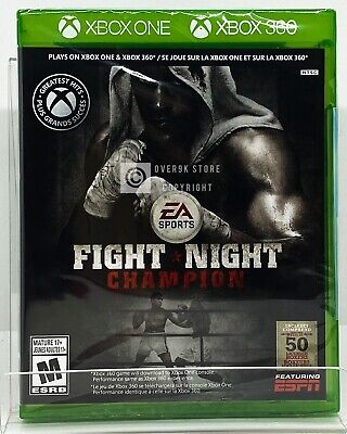 Fight Night Champion - Xbox One / Xbox 360 - Brand New | Factory Sealed for sale  Shipping to Nigeria