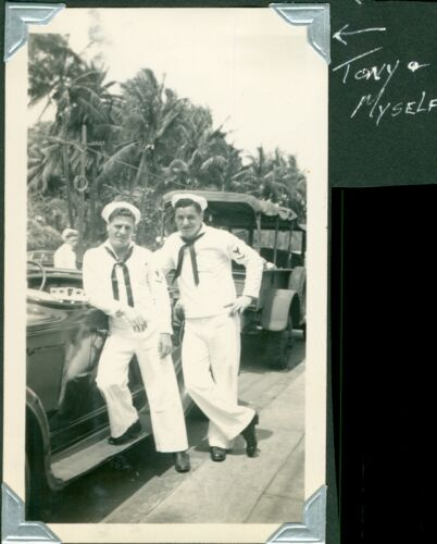 WWII 1943 Sailor
