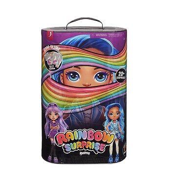 "NEW NIB Poopsie Rainbow Surprise 14"" Doll"