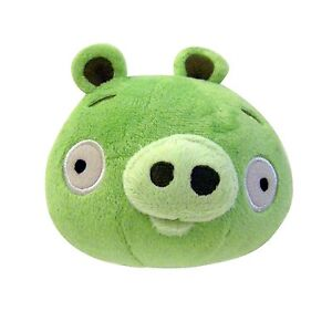 OFFICIAL NEW PLUSH ANGRY BIRDS OR PIG CUDDLY SOFT TOY