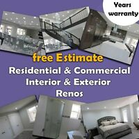 Book your free estimate