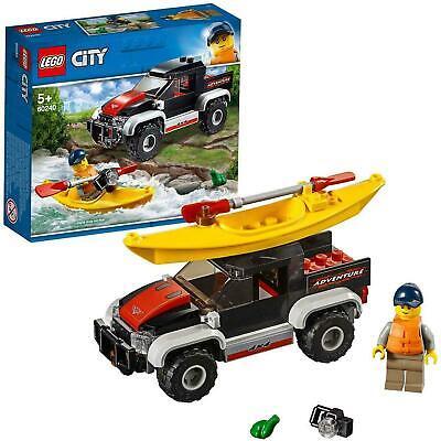 Lego CITY 60240 - Kayak Adventure - Nuovo Sigillato