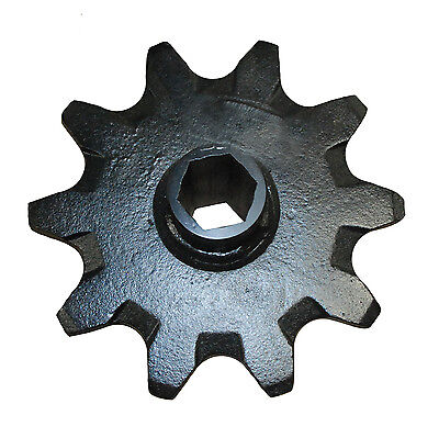 10 Tooth Auger Sprocket 140665 Fits Ditch Witch Trencher Rt115 Rt80 Rt90etc