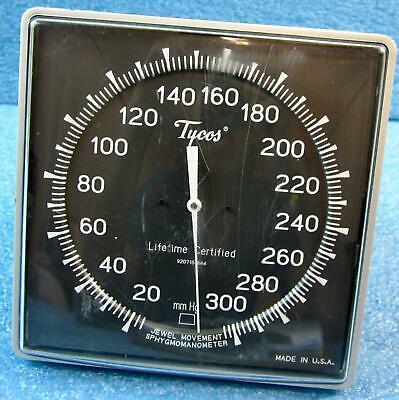 Tycos Sphygmomanometer Blood Pressure Meterswivel Mount Main Unit Only - Used