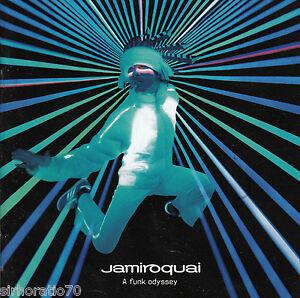 JAMIROQUAI-A-Funk-Odyssey-CD-2001-NEW