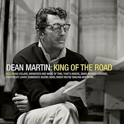 Dean Martin KING OF THE ROAD 180g BEST OF 14 ESSENTIAL SONGS New Sealed Vinyl LP (Best Dean Martin Song)