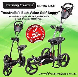 Ultra-Max Golf Buggy Willetton Canning Area Preview
