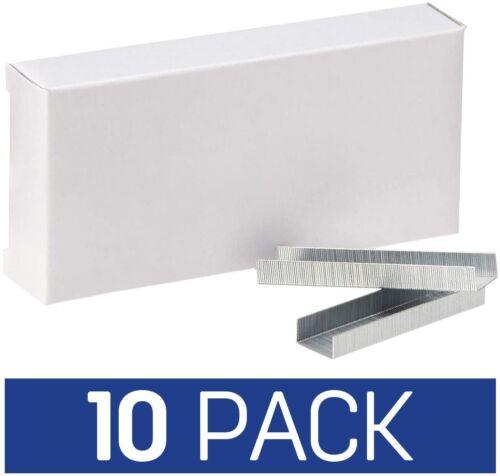 Standard Staple Staples, 5000 Per Pack