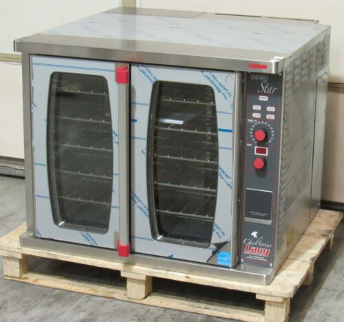 NEW Lang ECSF-ES1 ChefSeries Single Full Size Electric Convection Oven 208V