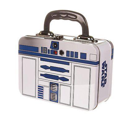 Star Wars - R2-D2 Tin Tote Kids Lunch Box