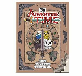 Adventure Time: Complete Series Cartoons DVD BRAND NEW