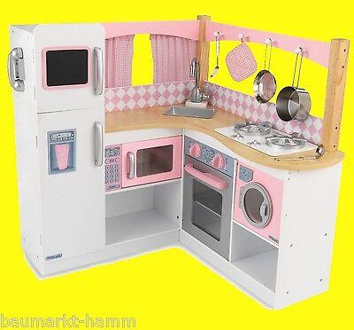 Kidkraft Grand Gourmet-Küchenecke 53185 Holz - Spielküche Küche
