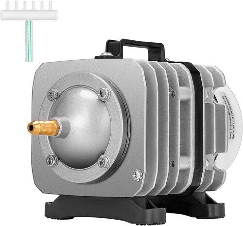 VIVOSUN Air Pump 35W 50L/min 6 Outlet Commercial Air Pump for Aquarium Hydropnic