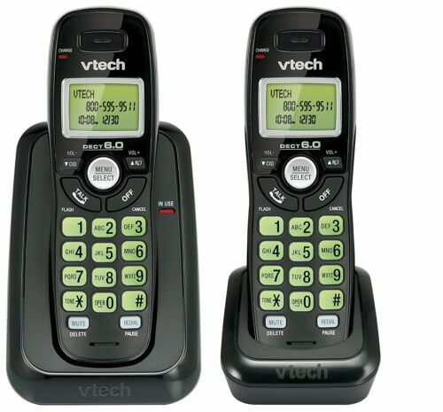 VTech CS6114-21 DECT 6.0 Cordless Phone and Caller ID/Call Waiting - 2 Handsets™