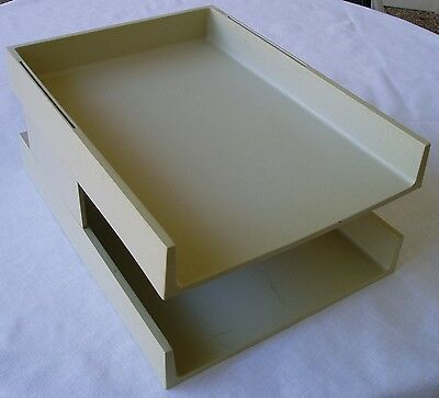 In-out Desk Letter Tray