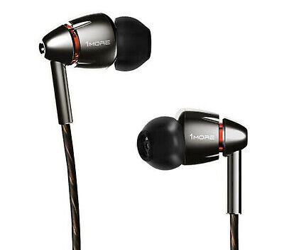 1MORE E1010 Quad Driver THX In-Ear Headphones Earbuds with Hi-Res Audio DAC