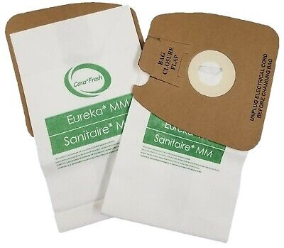 Eureka Style MM Vacuum Bags For Mighty Mite 10 Pack Micro Lined Casa