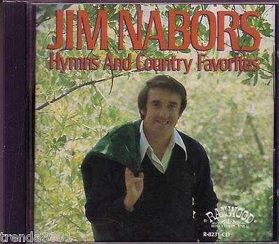Jim Nabors Hymns Country Favorites Ranwood Cd Classic 70S Whispering Hope Rare