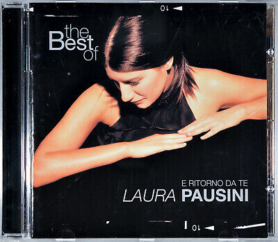 The Best of Laura Pausini: E Ritorno Da Te [Canada - CGD East West 2001] -
