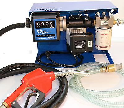 230V Dieselfilter Dieselpumpe Filteranlage vom Hersteller in Deutschland