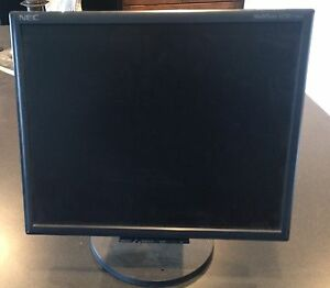 """NEC 17"""" LCD monitor for dale"""
