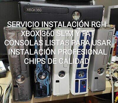 INSTALACION RGH EN CONSOLAS XBOX 360 SLIM/FAT