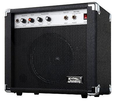 Soundking Amplificador guitarra eléctrica AK10-G (con distorsión)