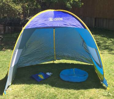 Pop Up Cancer Council Family Beach Tent & tent in Queanbeyan Area ACT | Camping u0026 Hiking | Gumtree ...