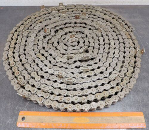 """Acme RC-60 Conveyor Roller Chain Roll 3/4"""" Pitch RC60 31"""