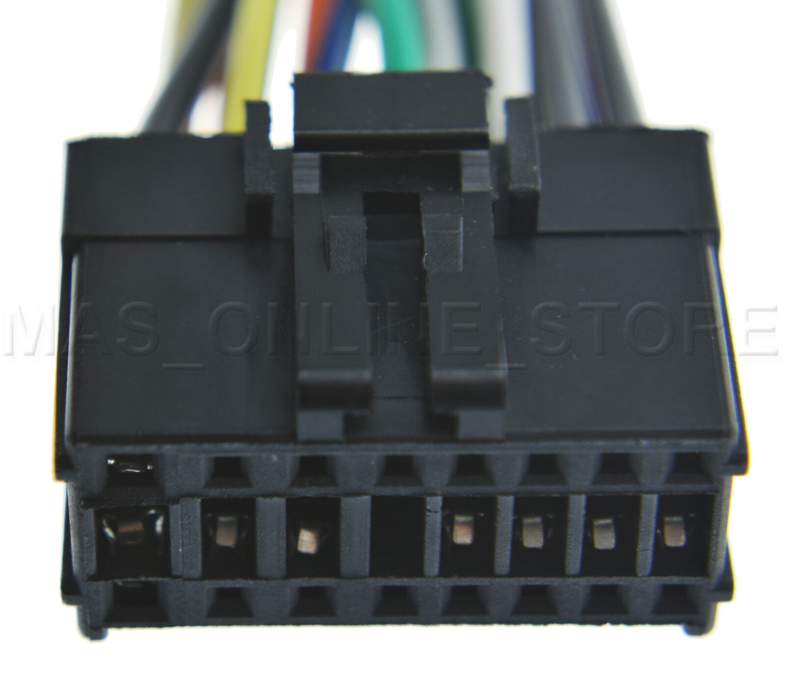 2 of 4 Wire Harness For Pioneer Avh-P4400Bh Avhp4400Bh *pay Today Ships  Today* 3 of 4 Wire Harness For Pioneer Avh-P4400Bh ...
