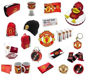 MANCHESTER-UNITED-Official-Football-Club-Merchandise-Gift-Xmas-Birthday