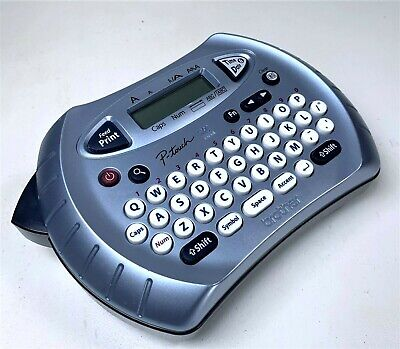 Brother P-touch Label Maker Handheld Printer Machine Office Works Great Pt-70