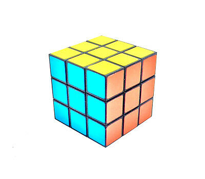 Magic Rubiks Cube 3x3x3 Puzzle Professional Rubix Twist Kids Toy NEW 6 Sides