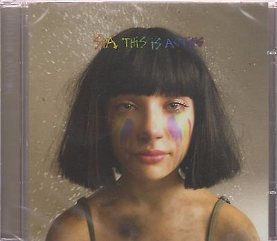 New   This Is Acting  Deluxe Edition  By Sia      Cd  Oct 2016   Usa Seller