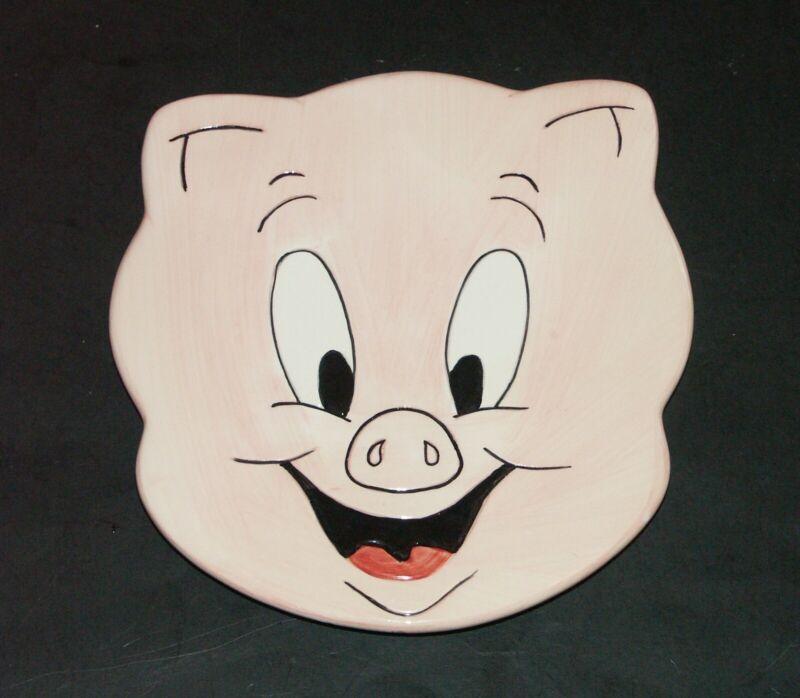 Porky Pig Trivet Warner Brothers Hot Plate