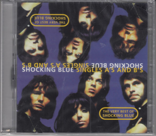 Shocking Blue - Singles A's & B's/Best 46 Tracks, 2CD