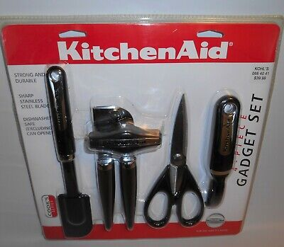 Kitchenaid  Gadget Set Cooks Series 4-Piece Set New Old Stock 2006 Kitchenaid Gadget
