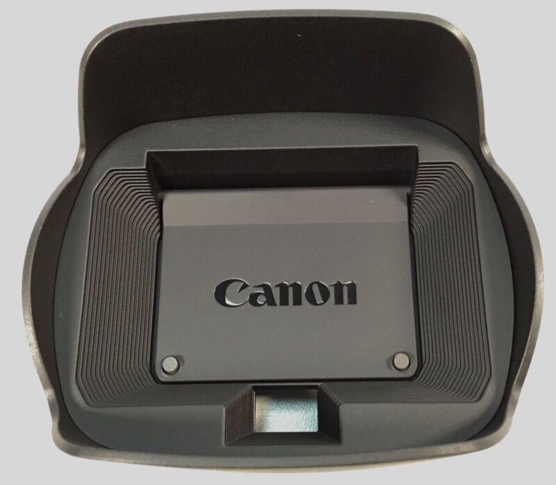 XA30 Lens Hood Genuine Canon NEW FREE SHIPPING
