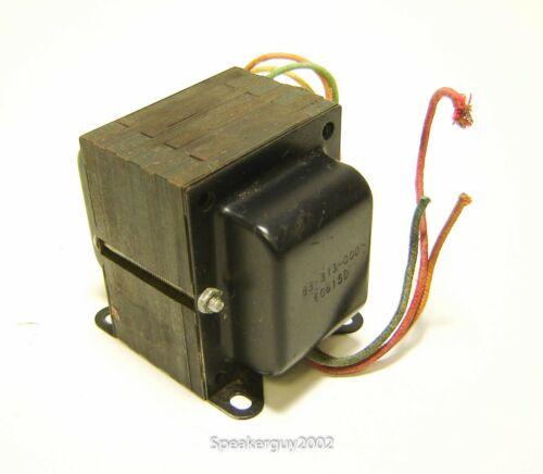 Bogen Output Transformer / EL84 6BQ5 6V6 PP / 83-313-000 -- KT