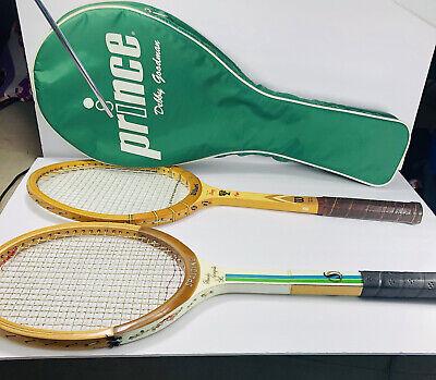 Court Pro Sport King 3 Old Red Wood Tennis Rackets Mid Century Tennis Wall Decor Cortland Monarch Spalding Pancho Gonzales Tounarment