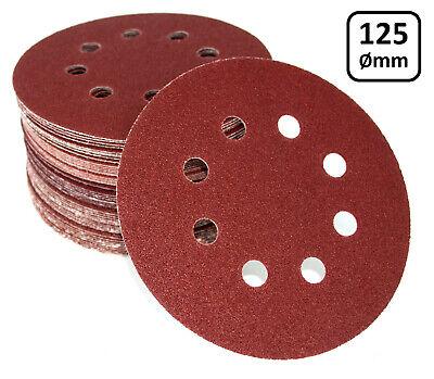 Klett Schleifpapier Exzenterschleifer Schleifscheiben Tellerschleifer K100 125mm
